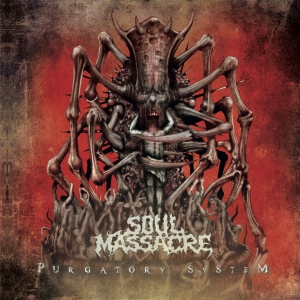 SOUL MASSACRE - Purgatory System - CD