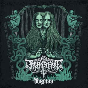 THORNAFIRE - Magnaa - CD