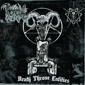 THRONEUM - Death Throne Entities - DIGI-CD