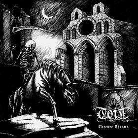 TOIL - Obscure Chasms - CD