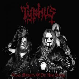 TYPHUS - Grand Molesters of the Holy Trinity - CD