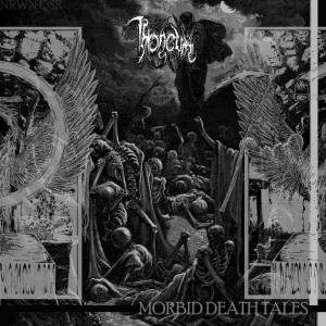 THRONEUM - Morbid Death Tales - CD