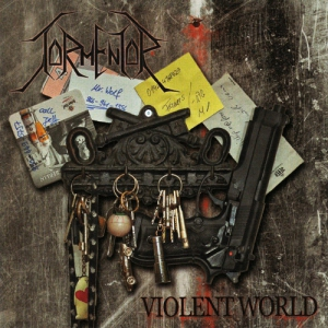 TORMENTOR - Violent World - CD