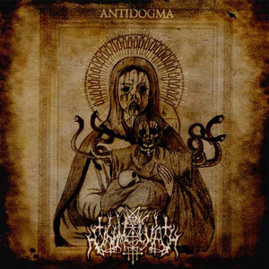 UNHOLYATH - Antidogma - CD