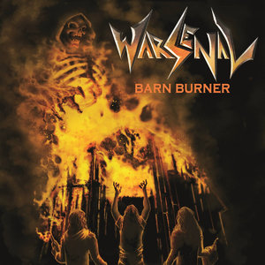 WARSENAL - Barn Burner - CD