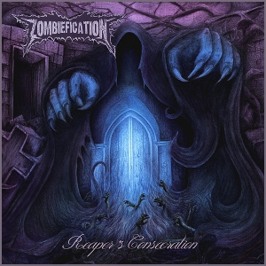 ZOMBIEFICATION - Reaper's Consecration - CD