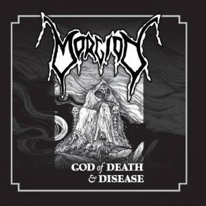 MORGION - God of Death & Disease - CD