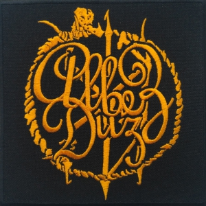 ALBEZ DUZ - Golden logo - PATCH