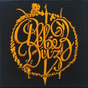 ALBEZ DUZ - Golden logo - PATCH