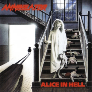 ANNIHILATOR - Alice in Hell - CD