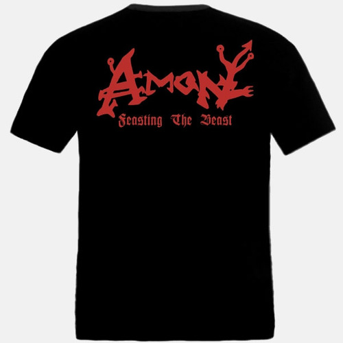 AMON - Feasting the Beast - T-SHIRT