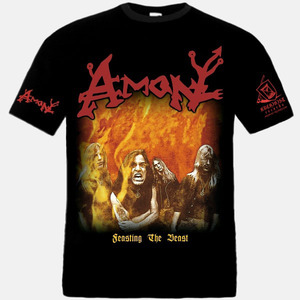 AMON - Feasting the Beast - T-SHIRT