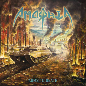 AMORPHIA - Arms to Death - CD