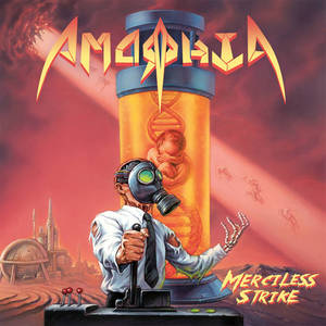 AMORPHIA - Merciless Strike - CD