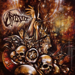 APOSTATE - Time of Terror – CD