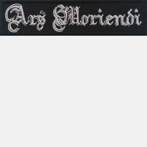 ARS MORIENDI - Logo - PATCH