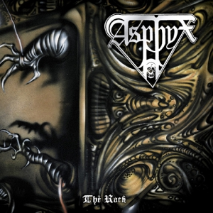 ASPHYX - The Rack - CD