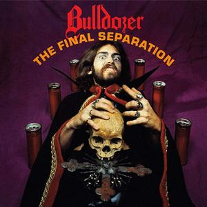BULLDOZER - The Final Separation - CD + PATCH
