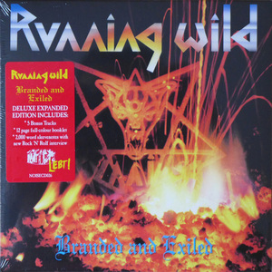 RUNNING WILD - Branded and Exiled - DIGI-CD