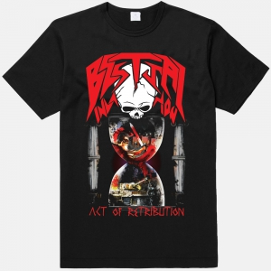 BESTIAL INVASION - Act of Retribution - T-SHIRT