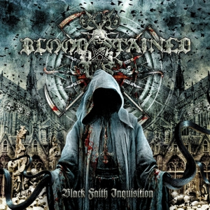 BLOOD STAINED DUSK - Black Faith Inquisition - CD