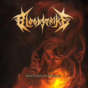 BLOODSTRIKE - Execution of Violence - DIGI-CD