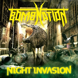 BOMBNATION - Night Invasion - CD