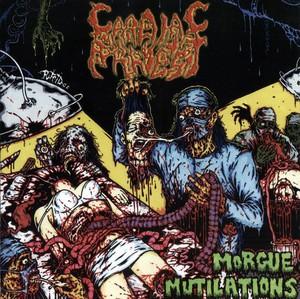 CARDIAC ARREST - Morgue Mutilations - SLIPCASE-CD
