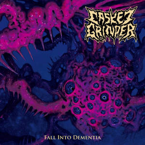 CASKET GRINDER - Fall into Dementia - CD