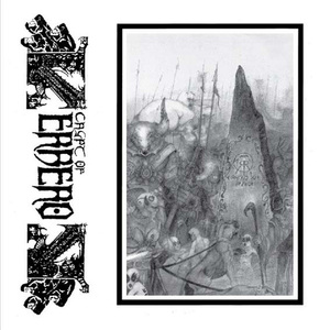 CRYPT OF KERBEROS - Cyclone of Insanity / Visions Beyond Darkness - CD