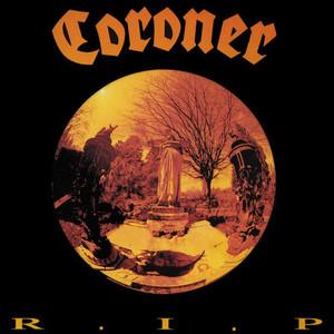 "CORONER - R.I.P. - 12""LP"