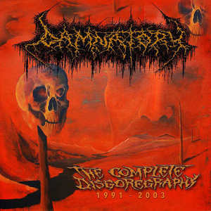 DAMNATORY - The Complete Disgoregraphy 1991-2003 - CD