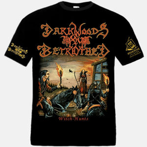 DARKWOODS MY BETROTHED - Witch-Hunts - T-SHIRT