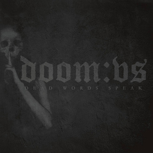 DOOM:VS - Dead Words Speak - DIGI-CD