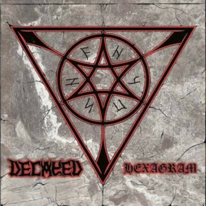 DECAYED - Hexagram - CD