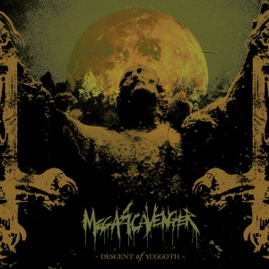 MEGASCAVENGER - Descent of Yuggoth - CD