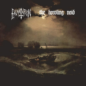 THE HOWLING VOID / EXCANTATION - Split - DIGI-CD