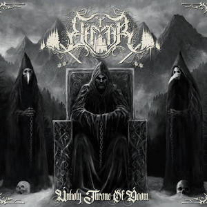ELFFOR - Unholy Throne of Doom - DIGI-CD
