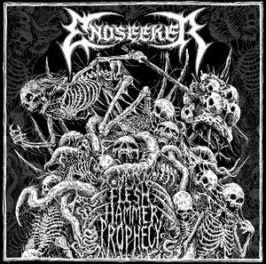 ENDSEKER - Flesh Hammer Prophecy - CD
