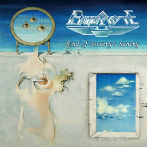 ENTOPHYTE - End of Society's Sanity - CD
