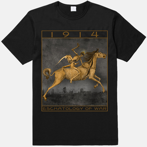 1914 - Eschatology of War 2020 - T-SHIRT