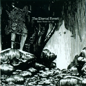 DAWN - The Eternal Forest - Demo Years 91-93 - CD