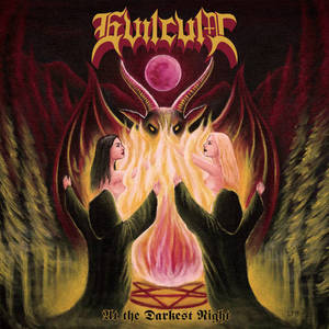 EVILCULT - At the Darkest Night - CD