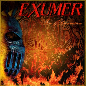EXUMER - Fire & Damnation - CD