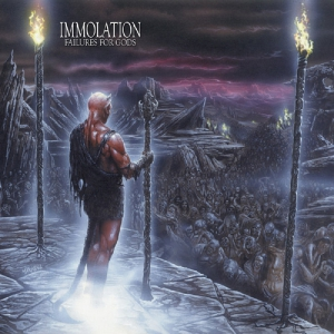 IMMOLATION - Failures for Gods - CD