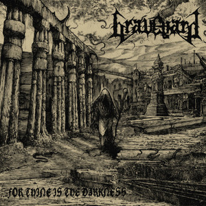GRAVEYARD - ...for Thine Is The Darkness - CD