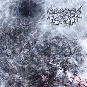 FROZEN SOUL - Crypt of Ice - CD