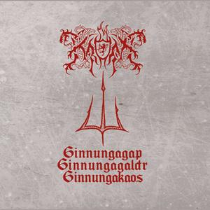 KRODA - GinnungaGap GinnungaGaldr GinnungaKaos - DIGI-CD