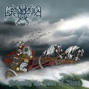 GRAVELAND - Following The Voice Of Blood - CD