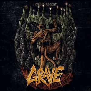 GRAVE - Morbid Ascent - MCD